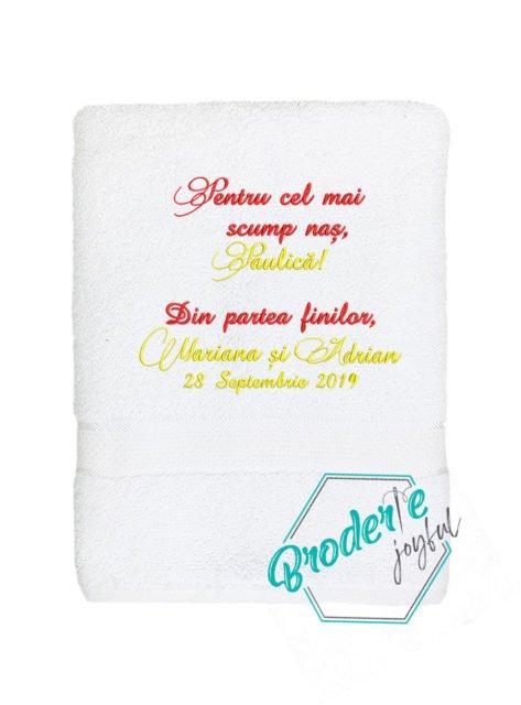 Prosop personalizat nunta Paulica