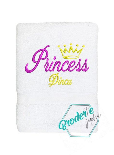 Prosop personalizat Princess purple