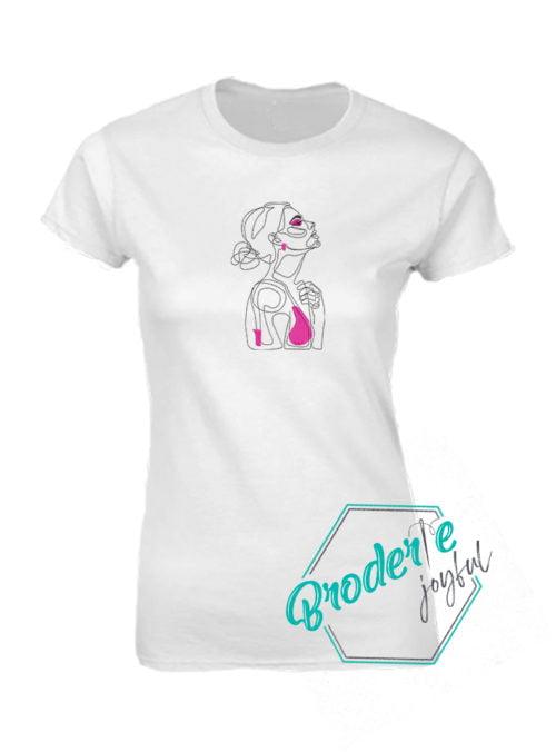 Tricou femei Joyful Style 124