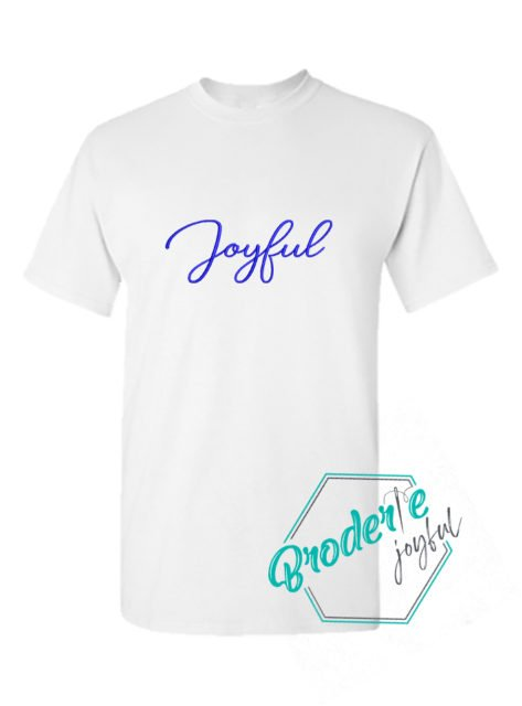 Tricou barbati Joyful Style 17