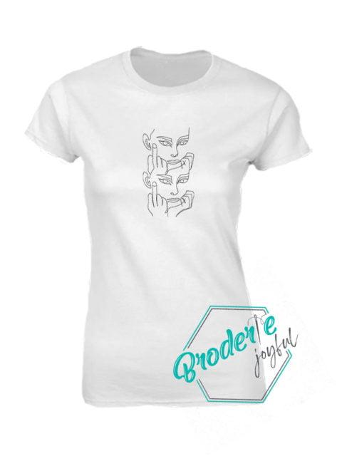 Tricou femei Joyful Style 179