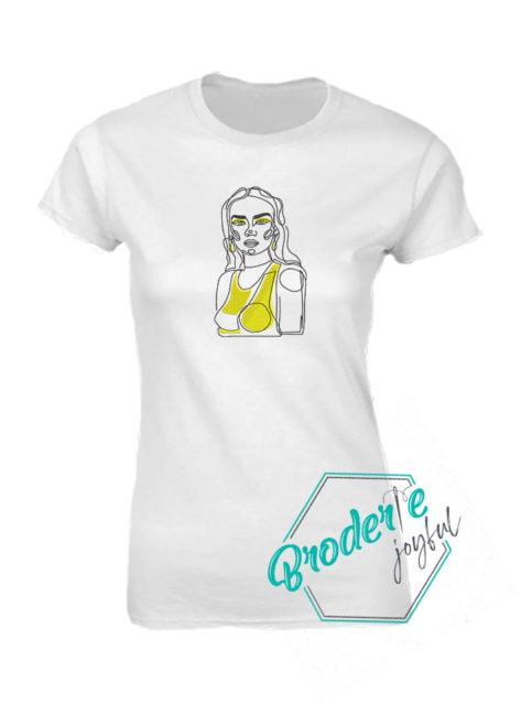 Tricou femei Joyful Style 184
