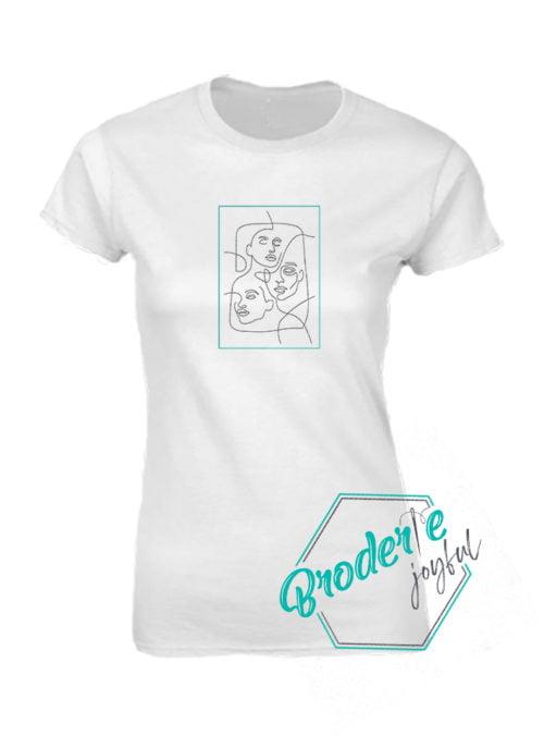 Tricou femei Joyful Style 186