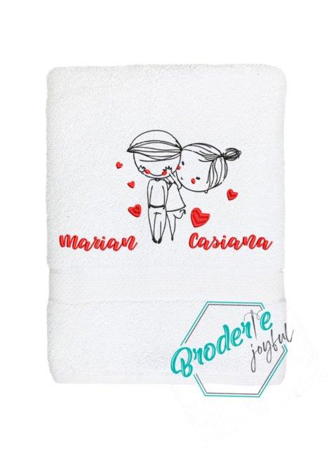 Prosop personalizat Marian&Casiana