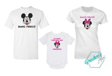 Set tricouri personalizate mot bunici
