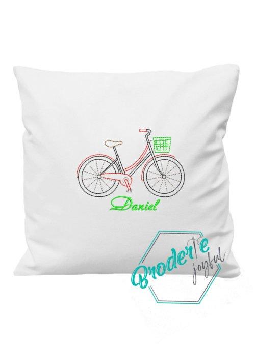 Pernuta brodata bicycle Daniel