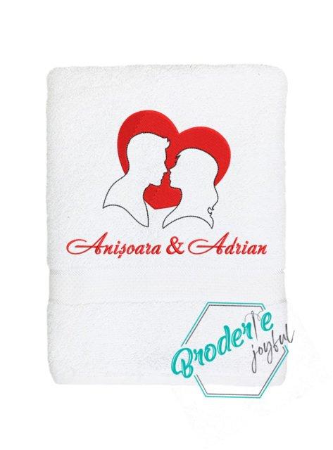 Prosop personalizat nunta love