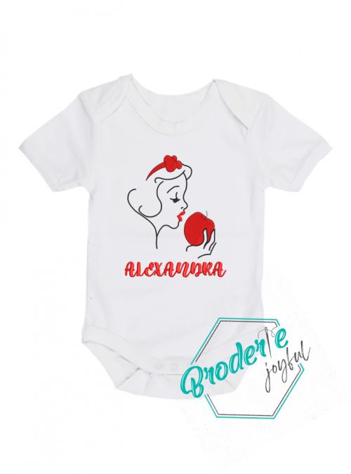Body bebe personalizat Alexandra