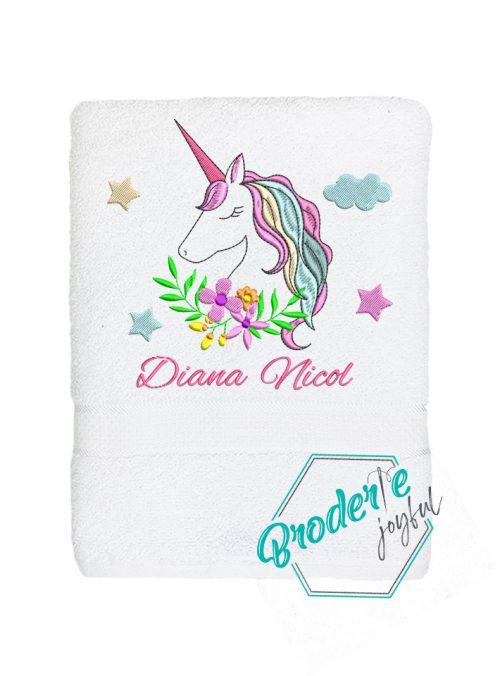 Prosop de baie personalizat Diana