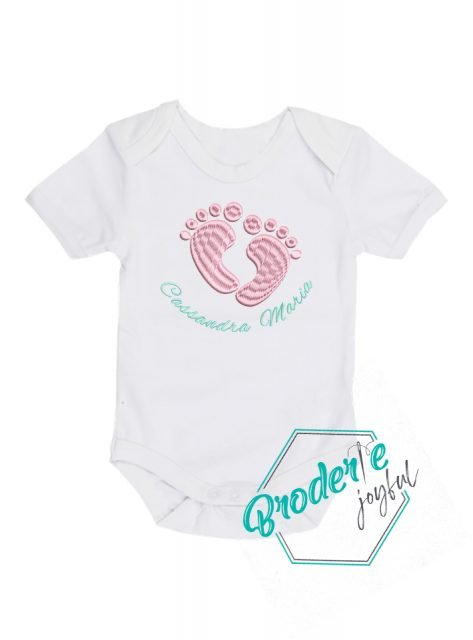 Body bebe personalizat baby born