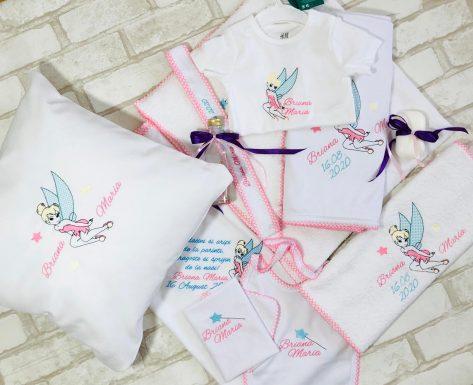 Set Trusou Botez personalizat Tinker Bell Brianna
