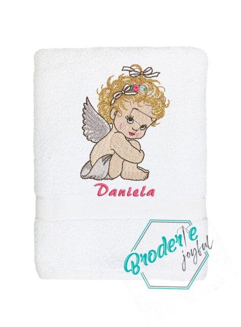 Prosop de baie personalizat Daniela Ingeras
